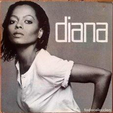 Discos de vinilo: DIANA ROSS : DIANA [ESP 1980] LP/GAT. Lote 205595752