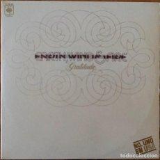 Discos de vinilo: EARTH, WIND & FIRE : GRATITUDE [ESP 1976] LPX2/GAT. Lote 205596216