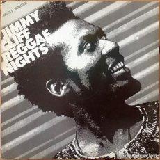 Discos de vinilo: JIMMY CLIFF : REGGAE NIGHTS [ESP 1983] 12'. Lote 205596481