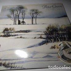Discos de vinilo: LP - PETER GREEN – WHITE SKY - PVK 2805 ( VG+ / VG+ ) FRANCE 1982. Lote 205596496