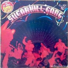 Discos de vinilo: SUGARHILL GANG : SUGARHILL GANG [FRA 1979] LP/GAT. Lote 205597413