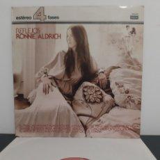 Discos de vinilo: RONNIE ALDRICH. REFLEJOS. DECCA. 1987. SPAIN. Lote 205597632