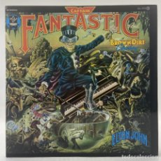 Discos de vinilo: ELTON JOHN - CAPTAIN FANTASTIC - 1977 - ZAFIRO S.A. - MADE IN SPAIN - DJL 7013. Lote 205599866