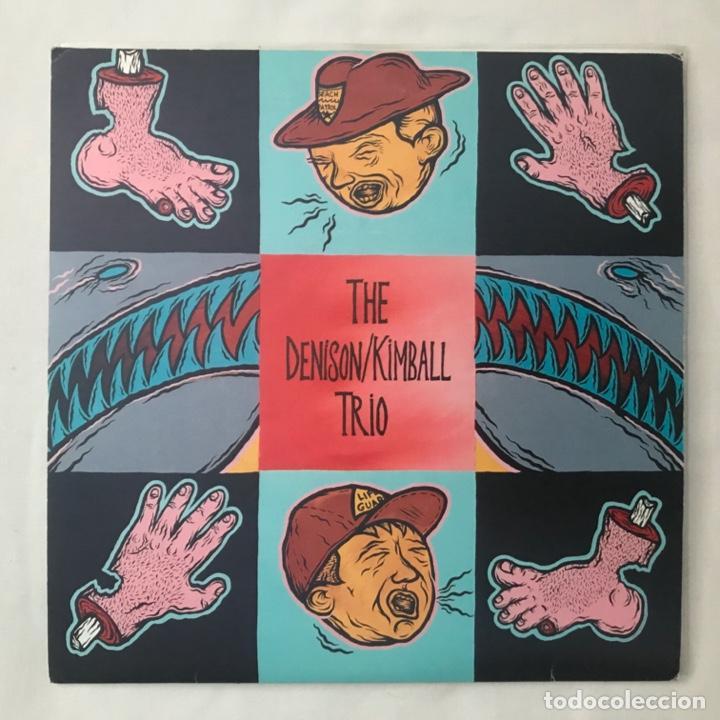 THE DENISON/KIMBALL TRIO – LANDSHARK / WHIRLPOOL (Música - Discos - Singles Vinilo - Punk - Hard Core)