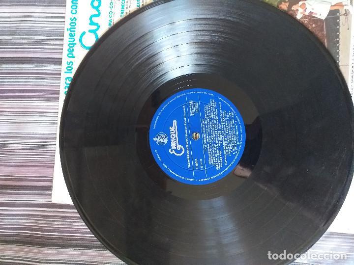Discos de vinilo: VINILO CUENTOS INFANTILES ALI BABA CUARENTA LADRONES SOLDADITO PLOMO PULGARCITO GATO BOTAS - Foto 3 - 205602966