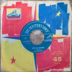 Discos de vinilo: JOE LOSS. MISS MADISON/ MUST BE MADISON. HIS MASTER'S VOICE, UK 1962 SINGLE. Lote 205603442