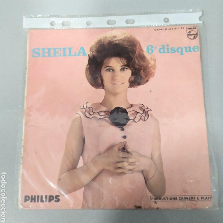 SHEILA (Música - Discos - Singles Vinilo - Canción Francesa e Italiana)