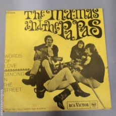 Discos de vinilo: THE MAMAS AND THE PAPAS. Lote 205603747