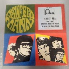 Discos de vinilo: MANFRED MANN. Lote 205603887