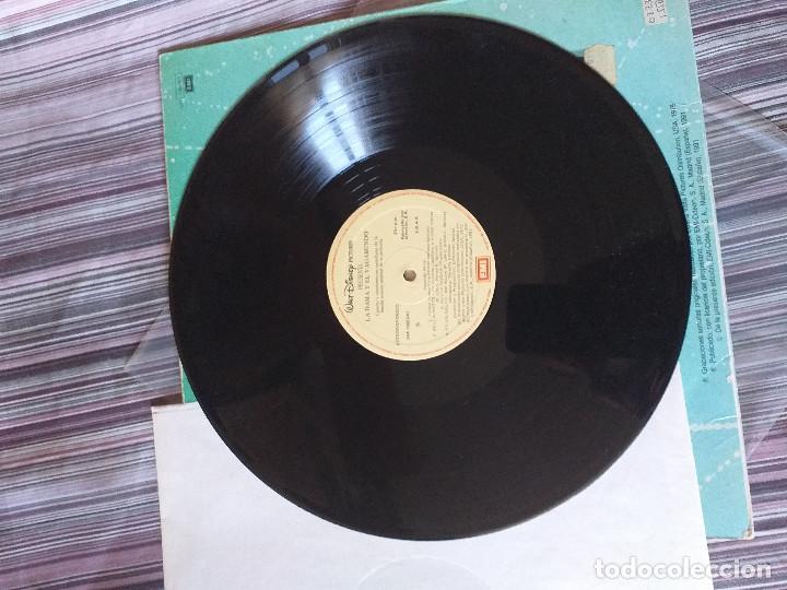 Discos de vinilo: VINILO BSO LA DAMA Y EL VAGABUNDO WALT DISNEY 1991 - Foto 4 - 205604255