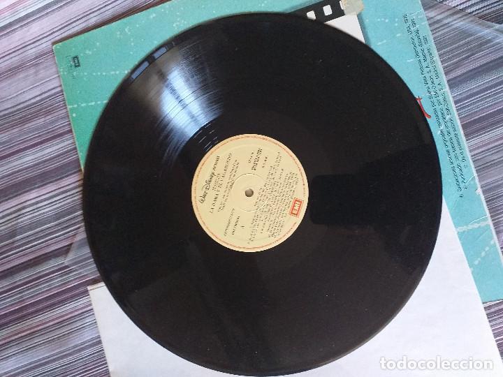 Discos de vinilo: VINILO BSO LA DAMA Y EL VAGABUNDO WALT DISNEY 1991 - Foto 5 - 205604255