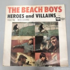 Discos de vinilo: THE BEACH BOY. Lote 205604403