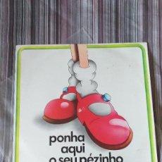 Discos de vinilo: VINILO INFANTIL PORTUGUÉS PONHA AQUI O SEU PÉZINHO JOAO HENRIQUE. Lote 205605276