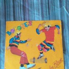 Discos de vinilo: VINILO INFANTIL BOTONES BABY ROCK 1980. Lote 205605496