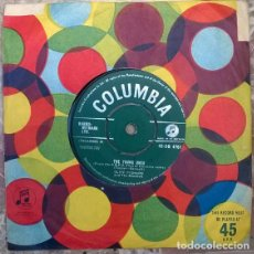 Discos de vinilo: CLIFF RICHARD & THE SHADOWS.THE YOUNG ONES/ WE SAY YEAH. COLUMBIA UK 1962 SINGLE. Lote 205605832