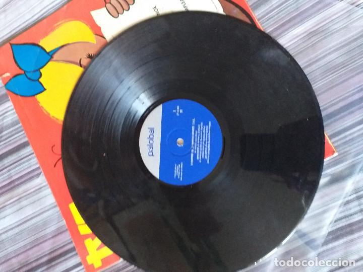 Discos de vinilo: VINILOTVE 5º FESTIVAL DE LA CANCIÓN INFANTIL 1973 - Foto 3 - 205606003
