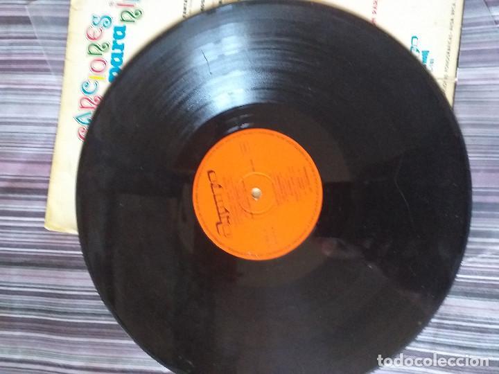 Discos de vinilo: VINILO CANCIONES PARA NIÑOS OLYMPO 1973 CHIPI CHAPA FANTASMAS GOGO MOSQUITO YEYE EL COCHERITO - Foto 3 - 205606143