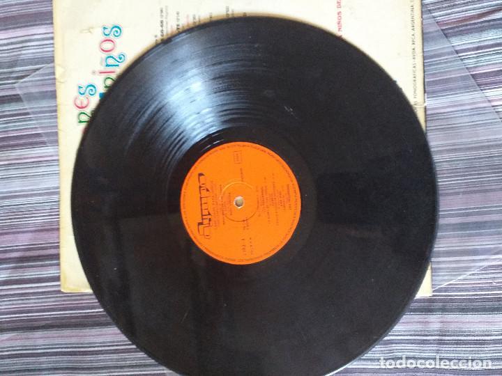 Discos de vinilo: VINILO CANCIONES PARA NIÑOS OLYMPO 1973 CHIPI CHAPA FANTASMAS GOGO MOSQUITO YEYE EL COCHERITO - Foto 4 - 205606143