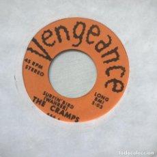 Discos de vinilo: THE CRAMPS – SURFIN' BIRD. Lote 205606167