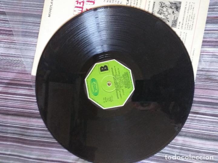 Discos de vinilo: VINILO TUS MEJORES CANCIONES INFANTILES MOVIE PLAY 1972 CORO INFANTIL LA TREPA - Foto 4 - 205606235