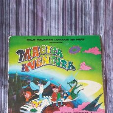 Discos de vinilo: VINILO MAGICA AVENTURA CRUZ DELGADO ANTONIO DE FONT BELTER. Lote 205606341