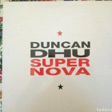 Discos de vinilo: DUNCAN DHU - SUPERNOVA. Lote 205653027