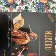 Discos de vinilo: NUBERU - COMO TU YES (EN CONCIERT0). Lote 205653405