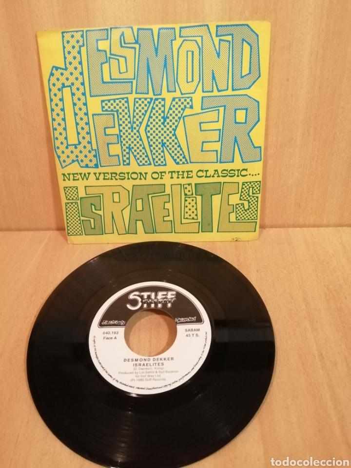 DESMOND DEKKER, ISRAELITES, WHY FIGHT? (Música - Discos - Singles Vinilo - Reggae - Ska)