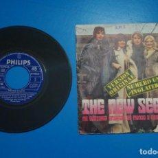 Discos de vinilo: SINGLE DE VINILO THE NEW SEEKERS BOOM TOWN AÑO 1972. Lote 205657971