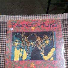 Discos de vinilo: RADIO FUTURA, VENENO EN LA PIEL, ARIOLA 5F 210638, 1990.. Lote 205658556
