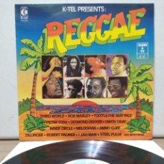 Discos de vinilo: REGGAE GREATEST HITS 1979 ED HOLANDESA / BOB MARLEY , PETER TOSH , JIMMY CLIFF , THIRD WORLD. Lote 205658827