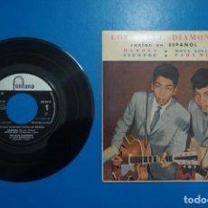 Discos de vinilo: SINGLE DE VINILO LOS BLUE DIAMONDS RAMONA AÑO 1961. Lote 205659305