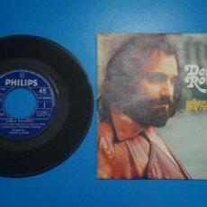 Discos de vinilo: SINGLE DE VINILO DEMIS ROUSSOS MY REASON AÑO 1972. Lote 205659785