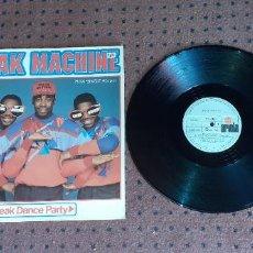 Discos de vinilo: BREAK MACHINE - BREAK DANCE PARTY - MAXI - SPAIN - ARIOLA - PLS 952 - L -. Lote 205661338