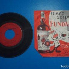 Discos de vinilo: SINGLE DE VINILO DISCO SORPRESA FUNDADOR RITMOS DE NUESTROS TIEMPOS AÑO 1965. Lote 205667070