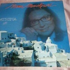 Discos de vinilo: NANA MOUSKOURI - LP SPAIN- VER FOTOS. Lote 205671386