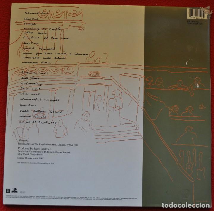Discos de vinilo: ERIC CLAPTON - 24 NIGHTS - LP de vinilo - Foto 2 - 205671635