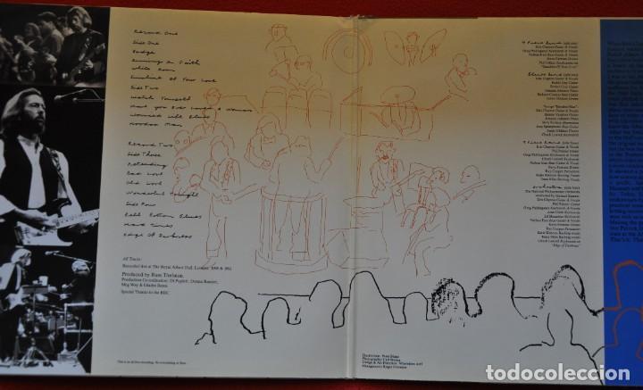 Discos de vinilo: ERIC CLAPTON - 24 NIGHTS - LP de vinilo - Foto 3 - 205671635