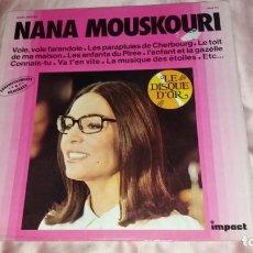 Discos de vinilo: NANA MOUSKOURI - LP FRANCE - VER FOTOS. Lote 205671913