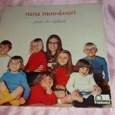 Discos de vinilo: NANA MOUSKOURI - LP FRANCE - VER FOTOS. Lote 205671951