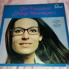 Discos de vinilo: NANA MOUSKOURI - LP UK - VER FOTOS. Lote 205672015