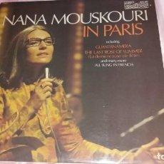 Discos de vinilo: NANA MOUSKOURI - LP UK - VER FOTOS. Lote 205672118