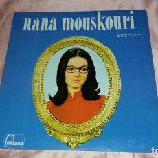 Discos de vinilo: NANA MOUSKOURI - LP CANADA - VER FOTOS. Lote 205672213