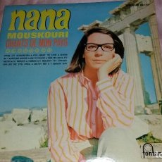 Discos de vinilo: NANA MOUSKOURI - LP CANADA - VER FOTOS. Lote 205672310