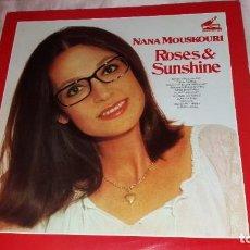 Discos de vinilo: NANA MOUSKOURI - LP CANADA - VER FOTOS. Lote 205672370