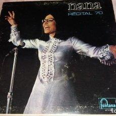 Discos de vinilo: NANA MOUSKOURI - LP CANADA - VER FOTOS. Lote 205672423