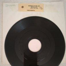 Discos de vinilo: METALLICA RARO!!!. Lote 205672632