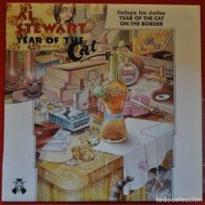 Discos de vinilo: AL STEWART - YEAR OF THE CAT - LP DE VINILO. Lote 205673886