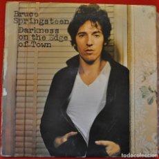 Discos de vinilo: BRUCE SPRINGSTEEN - DARKNESS ON THE EDGE OF TOWN- LP DE VINILO. Lote 205676235