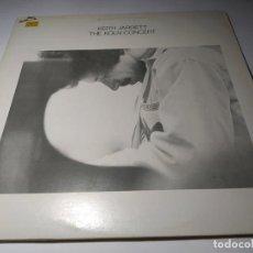 Discos de vinilo: LP - KEITH JARRETT – THE KÖLN CONCERT - ECM 1064/65 ST (VG+ / VG+) SPAIN - 1984 - CARPETA - 2LP. Lote 205679078